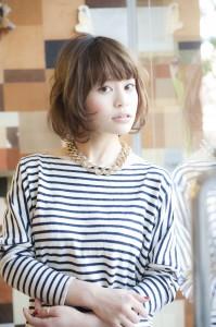 C フロント_オルチャン風の髪型にしたいなら恵比寿・中目黒の美容院キサイ