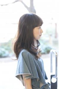 B サイド_梨花ちゃんのヘアスタイルなら恵比寿・中目黒の美容室kisai
